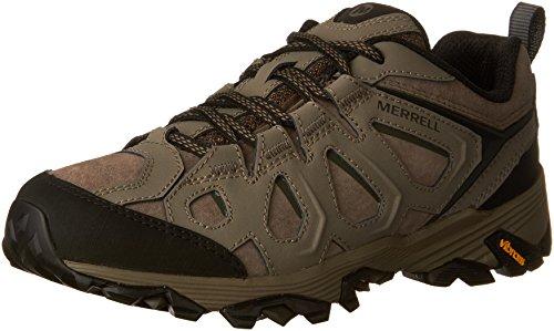 Merrell Men's Moab FST Leather Boulder Sneaker 11 W