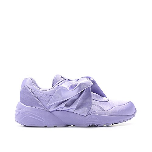 Puma x Fenty By Rihanna Women Bow Sneaker purple sweet lavender Size 8.0 US